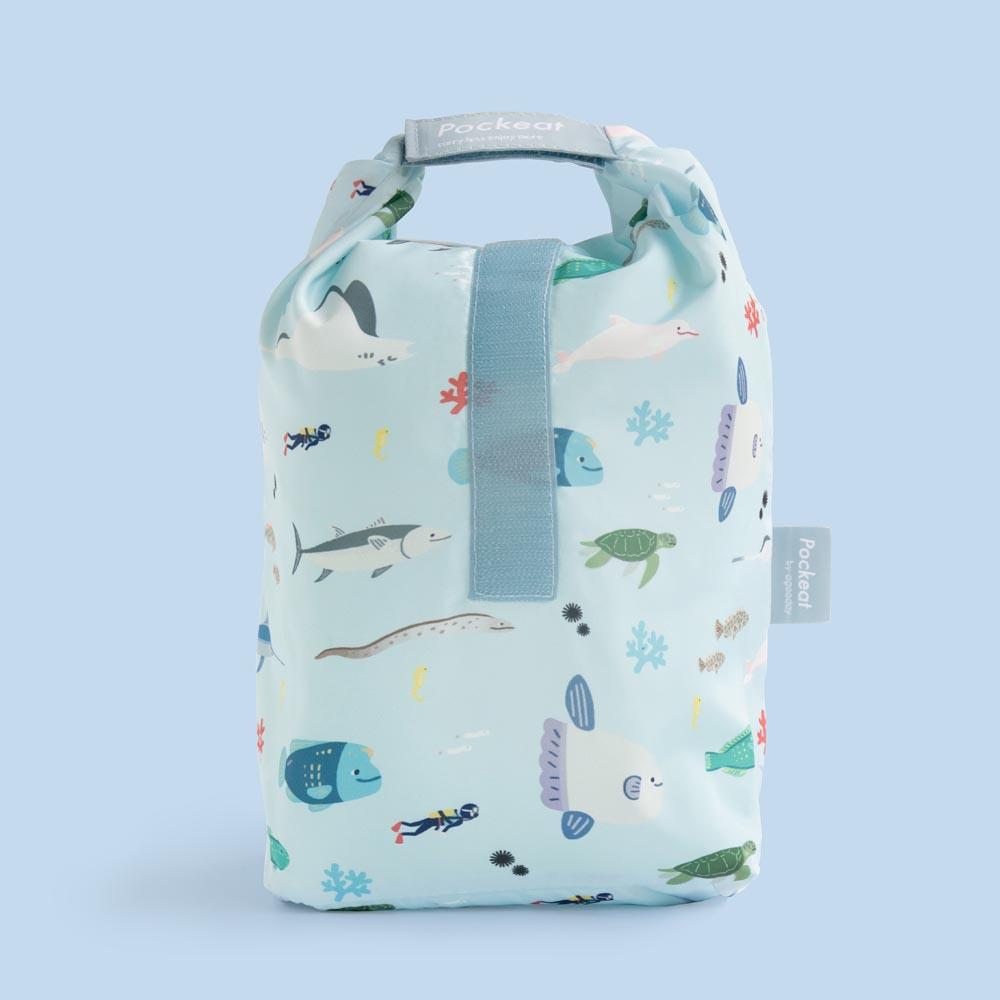 好日子 | Pockeat環保食物袋  (大食袋) 我不是海鮮