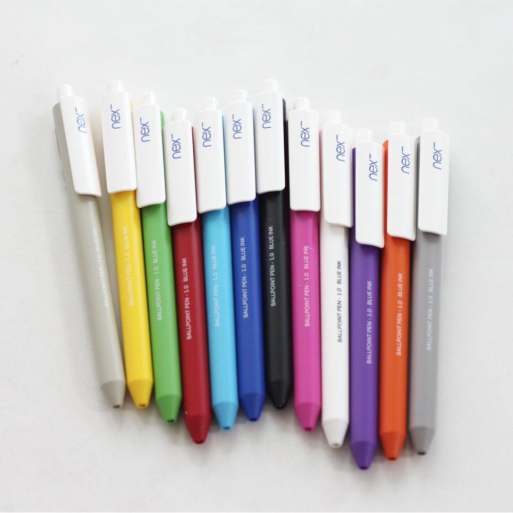 PREMEC|NEX BALL PEN 原子筆-藍色筆芯(一打入)