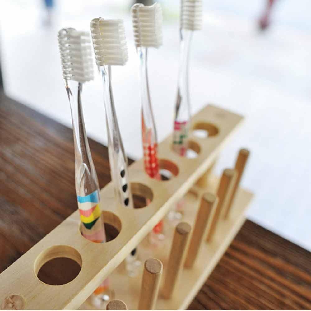 MOYO 日本時尚牙刷 四入組 圖樣花色隨機出貨