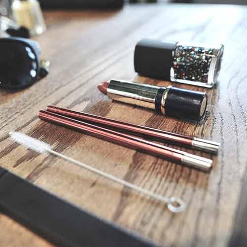 CREX|CHOCOSTICKS 巧克力隨行筷 簡約禮盒版 黑盒紅筷