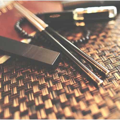 CREX|CHOCOSTICKS 巧克力隨行筷 簡約禮盒版 黑盒黑筷