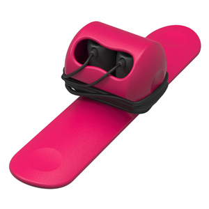 MOOY|Snappy 耳機捲線器(霓虹桃pink)