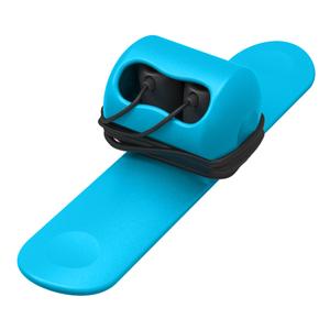 MOOY|Snappy 耳機捲線器(晴空藍blue)