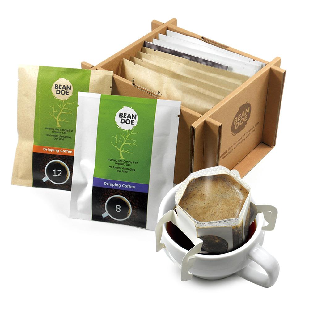 繽豆 濾掛咖啡(10入綜合)