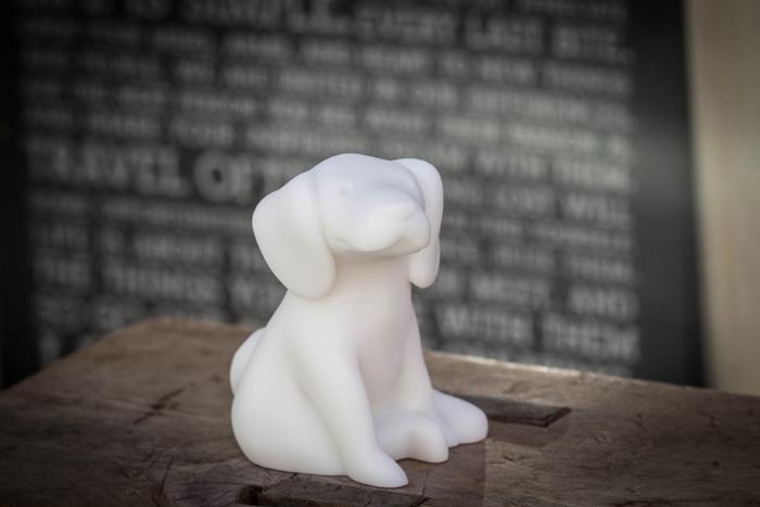 (複製)CHU,AN Design| 忠誠巴吉度-狗狗造型石雕擺飾/紙鎮