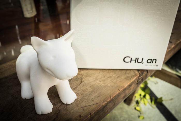 (複製)CHU,AN Design| 睿智巴吉度-狗狗造型石雕擺飾/紙鎮