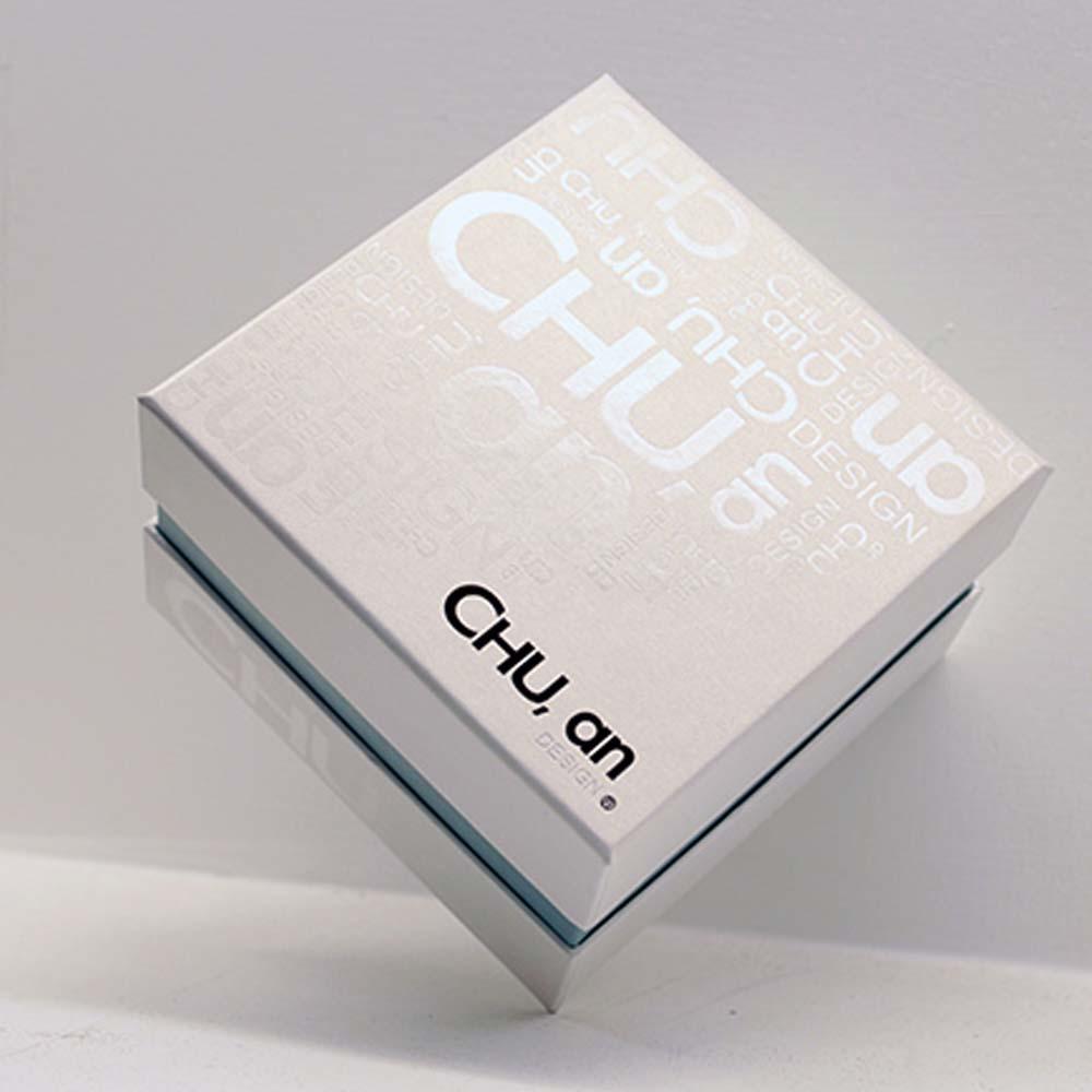 CHU,AN Design|家庭-貓頭鷹造型立體石雕書擋