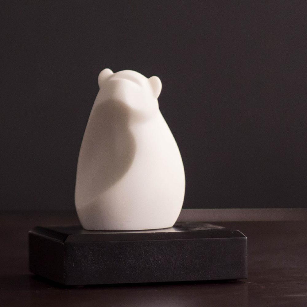 CHU,AN Design| 高升猴-十二生肖造型石雕紙鎮