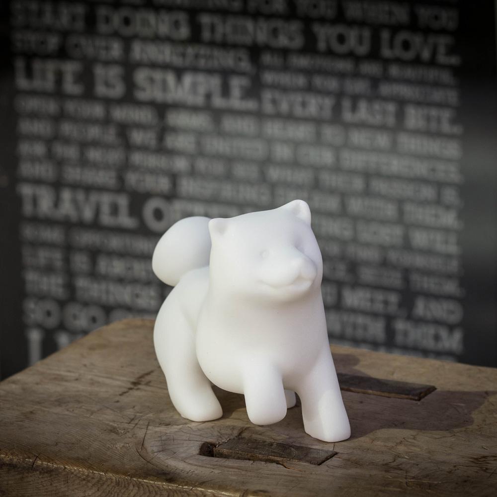 CHU,AN Design| 沉穩柴犬-狗狗造型石雕擺飾/紙鎮