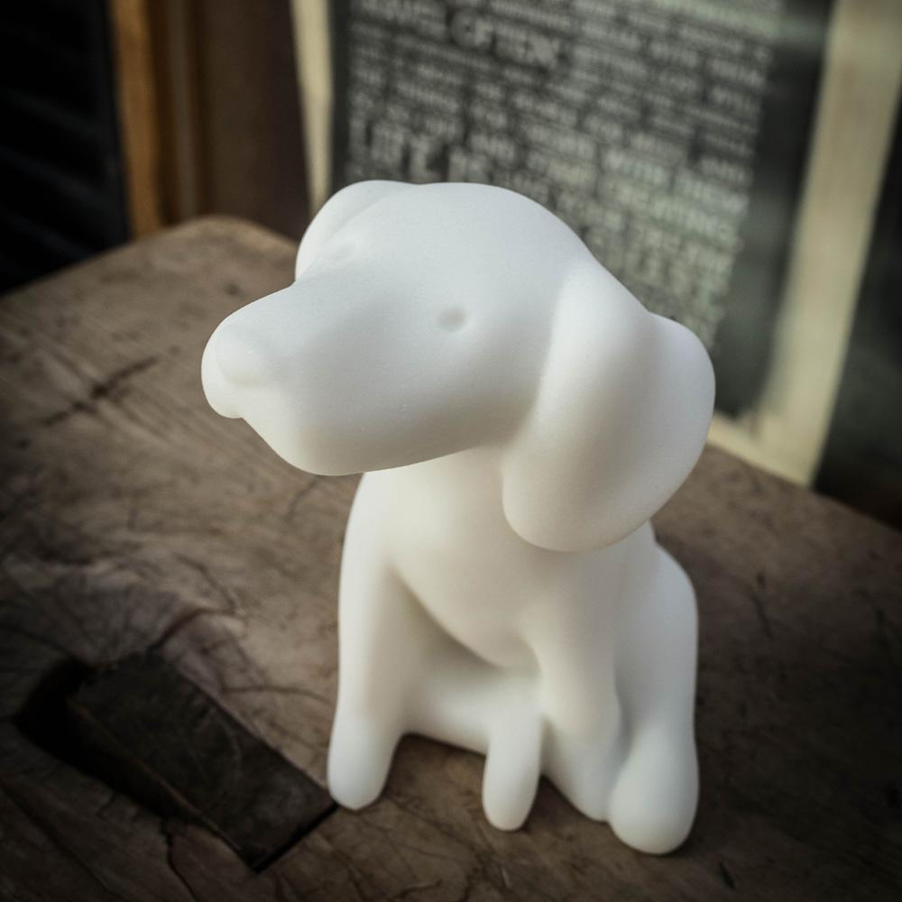 CHU,AN Design| 開心小獵犬-狗狗造型石雕擺飾/紙鎮