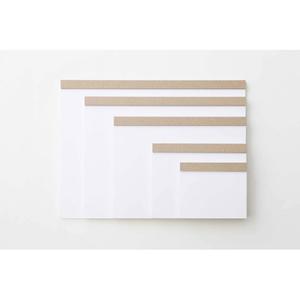 ITO BINDERY|Tekei Drawing Pad White - A5