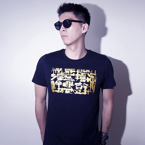 buyMood 白目叮|幹文化T恤-圖騰(黑色)