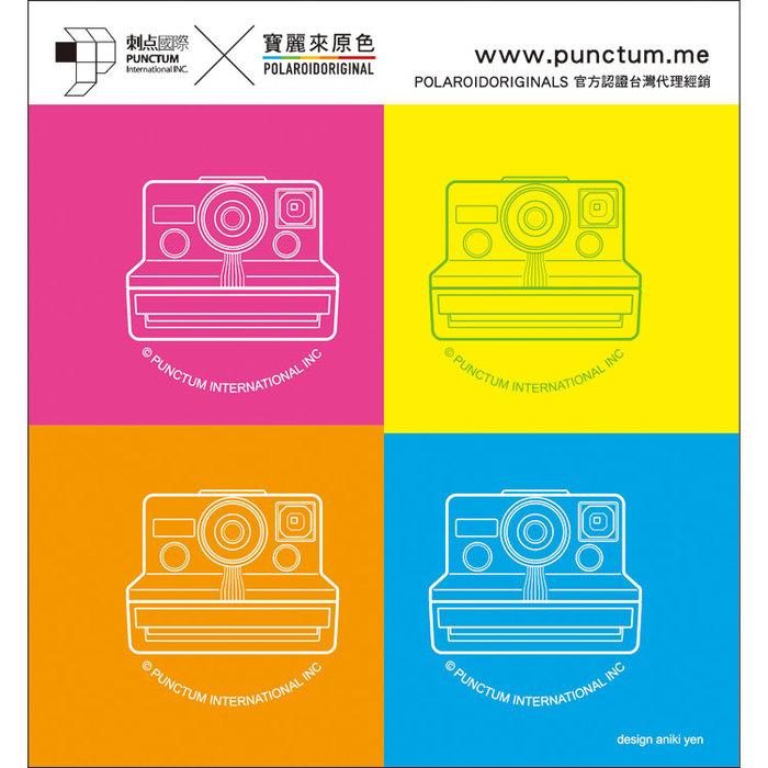 POLAROIDORIGINALS|寶麗來創新金框彩色底片 for 600 OneStep2(公司貨)