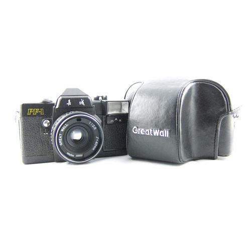 長城 PF-1復古135底片SLR單眼相機