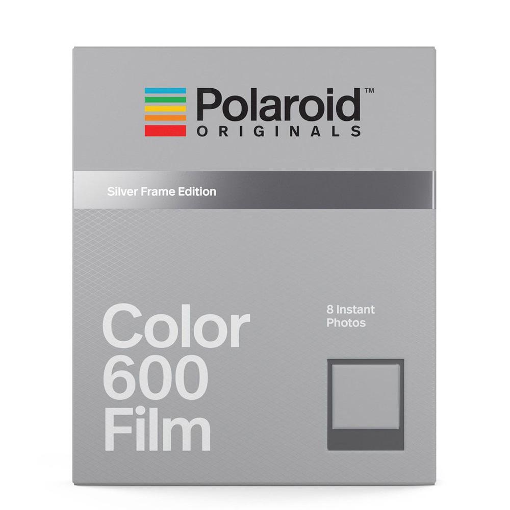 POLAROIDORIGINALS|寶麗來創新銀框彩色底片 for 600 OneStep2(公司貨)