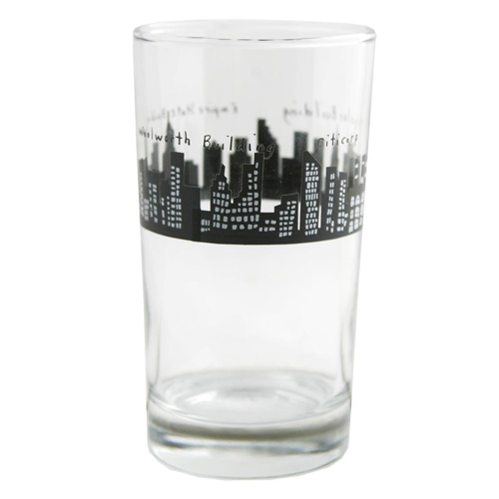 Fishs Eddy|曼哈頓玻璃杯(小)