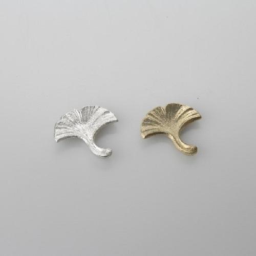 能作|黃銅銀杏筷架