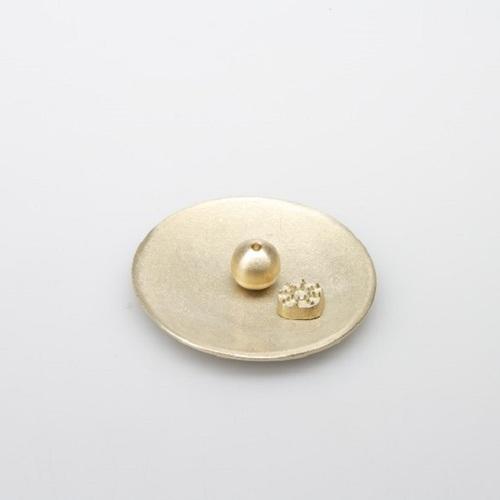 能作|黃銅圓珠薰香組