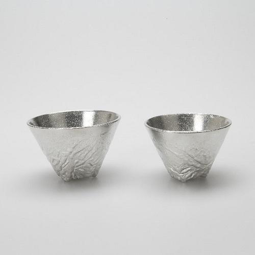 能作|純錫立山造型杯(L)
