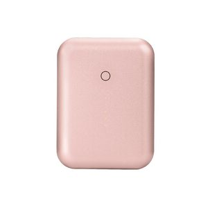 Just Mobile|Gum++™ 高效能6000 mAh鋁質行動電源(粉紅色)PP-268APK