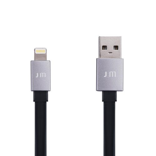 Just Mobile|AluCable™ Flat 鋁質傳輸扁線 DC-268GY