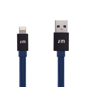 Just Mobile|AluCable™ Flat 鋁質傳輸扁線 DC-268BL