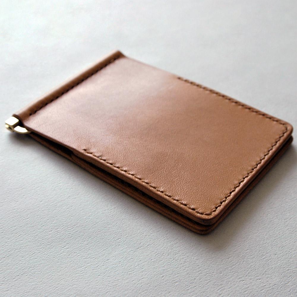 本相造物所 | 原創者系列 - 經典鈔票夾(棕)