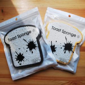 L&L Design|吐司海綿 Toast Sponge-1入(黑色)