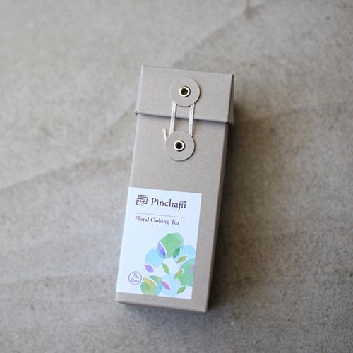 品茶集 自然複方系列-梔子烏龍3克袋茶10入裝