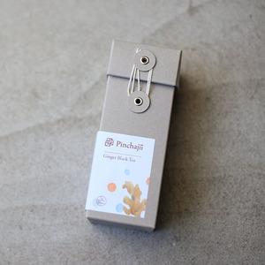 品茶集 自然複方系列-生薑紅茶3克袋茶10入裝