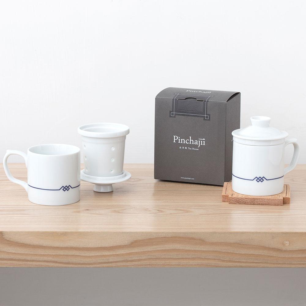 品茶集|杯茶禮盒(20組)-附禮袋