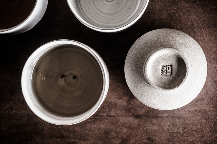 (複製)上作美器 無我點心盤(Zen Plate)
