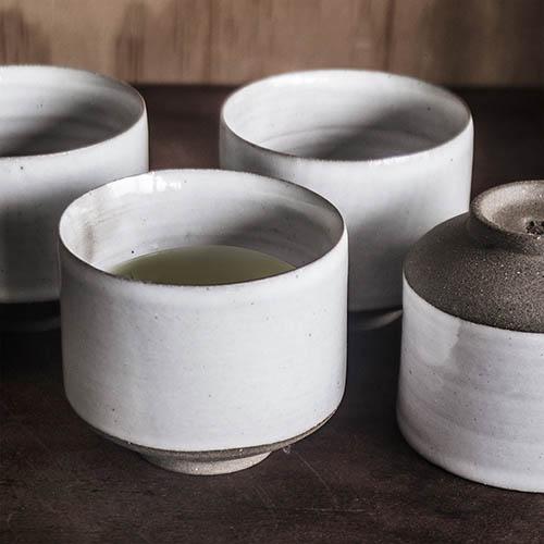 上作美器 無我手握杯(Zen Cup)