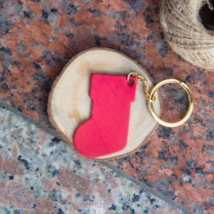 (複製)DUAL 聖誕節皮革可愛聖誕樹