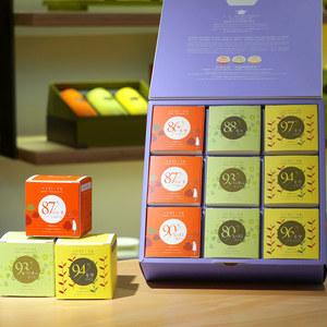 不二堂|九宮格立體茶包禮盒(15gx9盒)