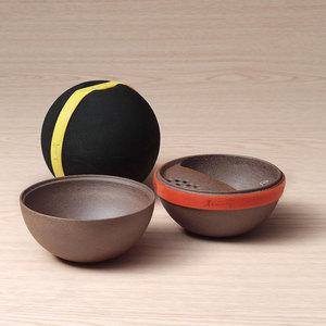 不二堂|Mini頑壺 岩礦茶器組(經典岩礦款)