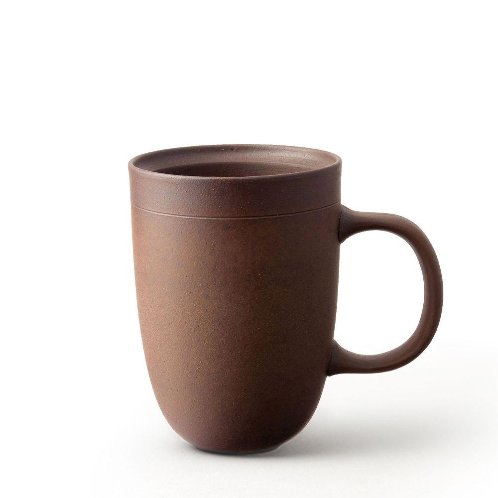 陶作坊│岩礦大水杯(素面)