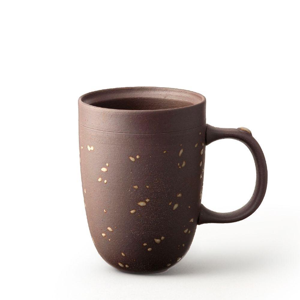 陶作坊│岩礦大水杯(彩釉)