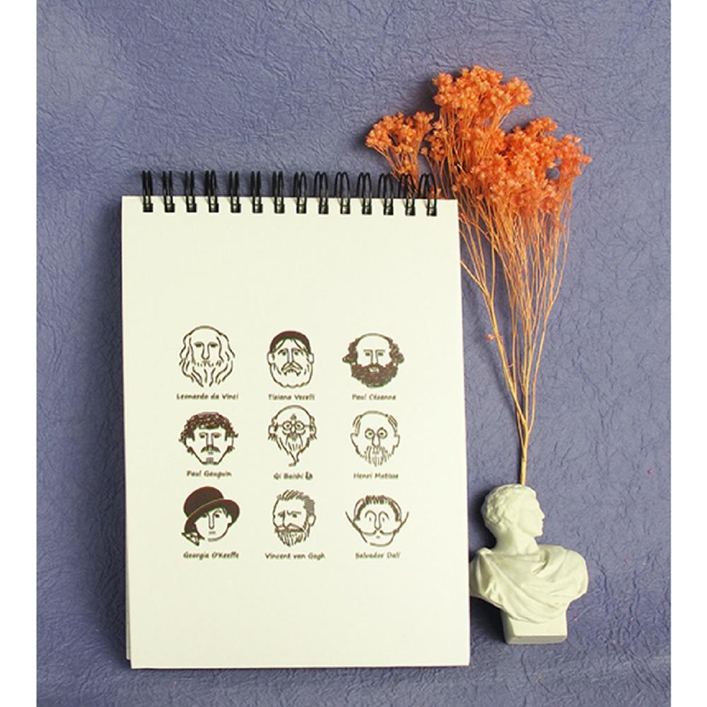 Mapus|藝術家們的筆記本