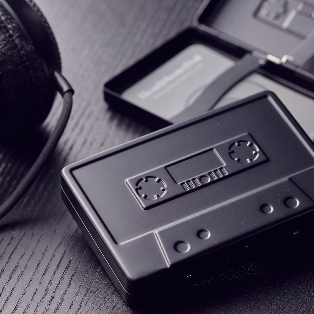 HeadphoneDog|金屬烤漆造型名片盒/菸盒-附卡片貼