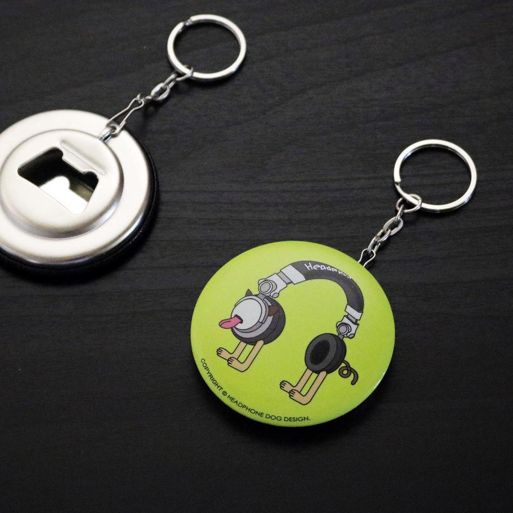 HeadphoneDog|音響人鑰匙圈開罐器-共5款