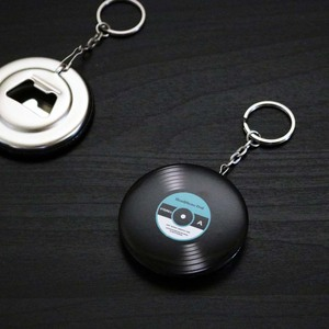 HeadphoneDog|黑膠唱片鑰匙圈開罐器-共5款