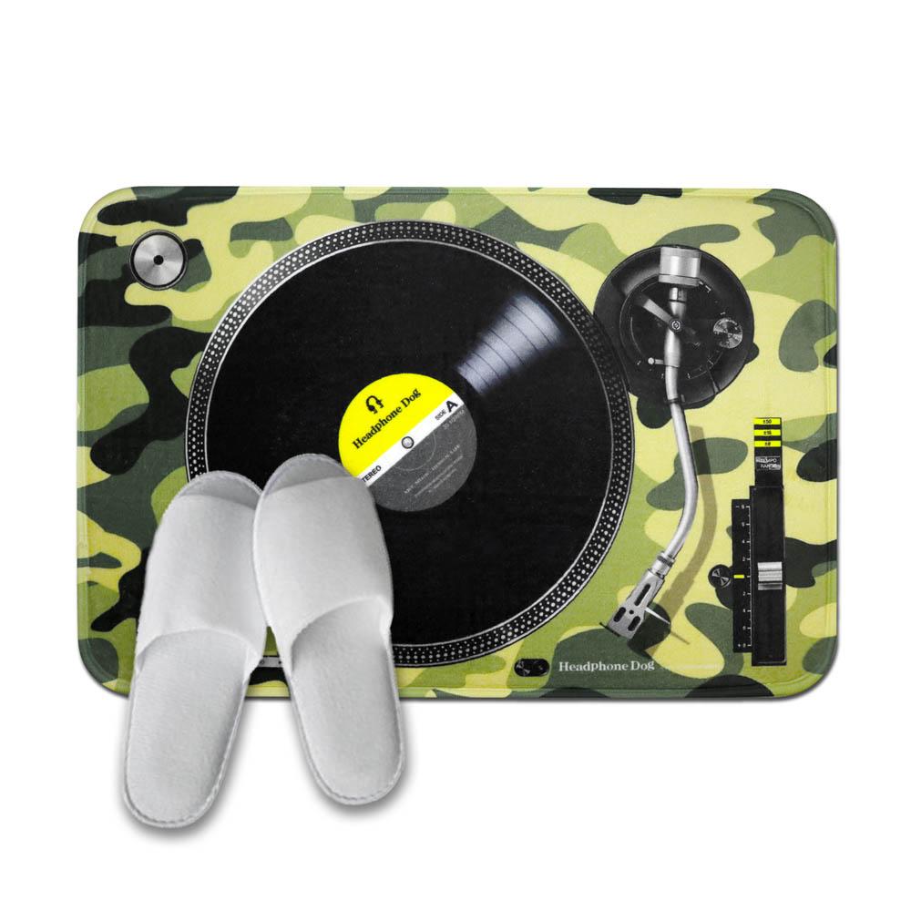 HeadphoneDog|黑膠唱盤地墊/門墊-L