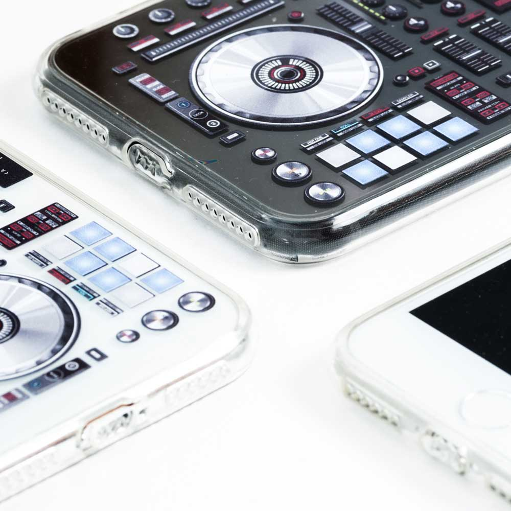 HeadphoneDog 第二代全新透明DJ雙料手機殼-一組2入