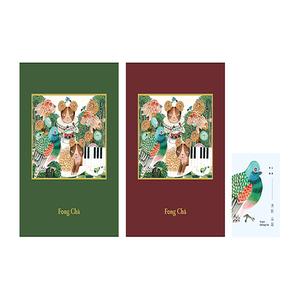 豐茶|台灣茶王手作系列-清新烏龍茶包禮盒