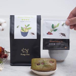 豐茶|台灣茶王手作茶-金萱烏龍茶包