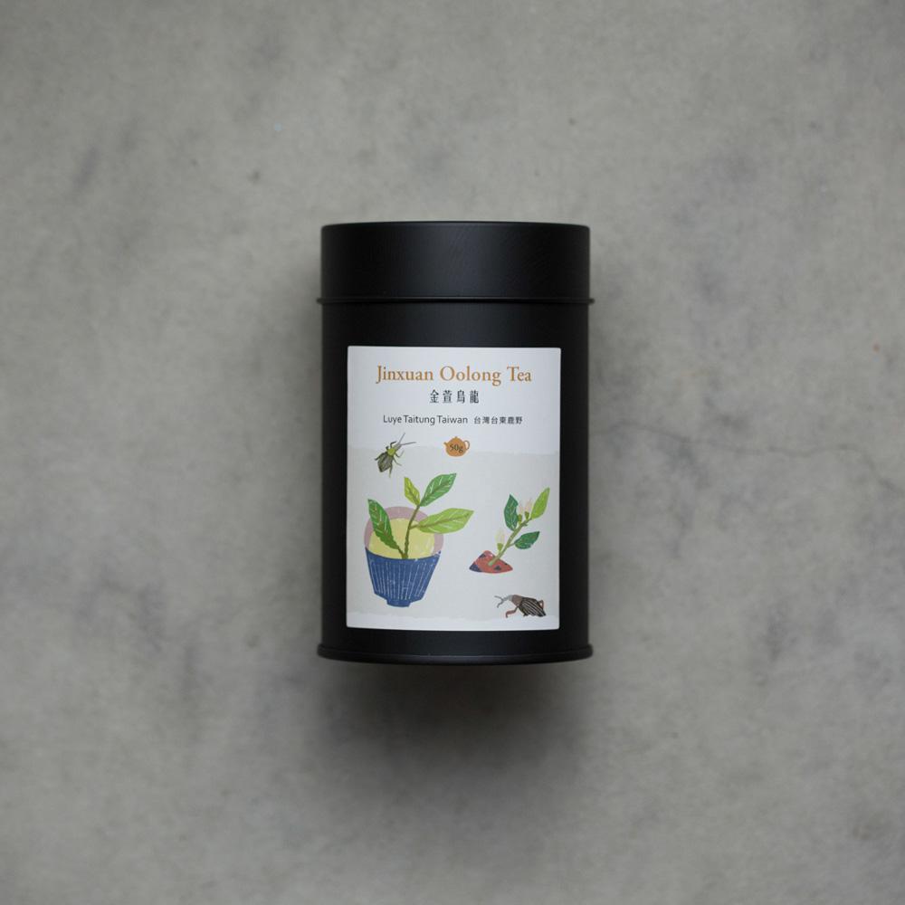 豐茶|台灣茶王手作茶-金萱烏龍茶