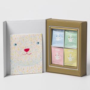 豐茶 台灣有機花茶系列-茶包精裝禮盒