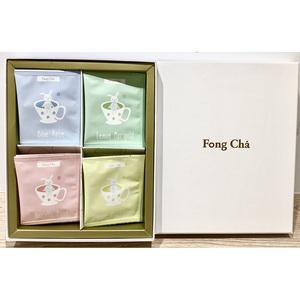 豐茶|台灣有機花茶系列-茶包平裝禮盒