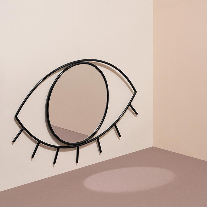 (複製)DOIY|魅惑之眼-桌鏡